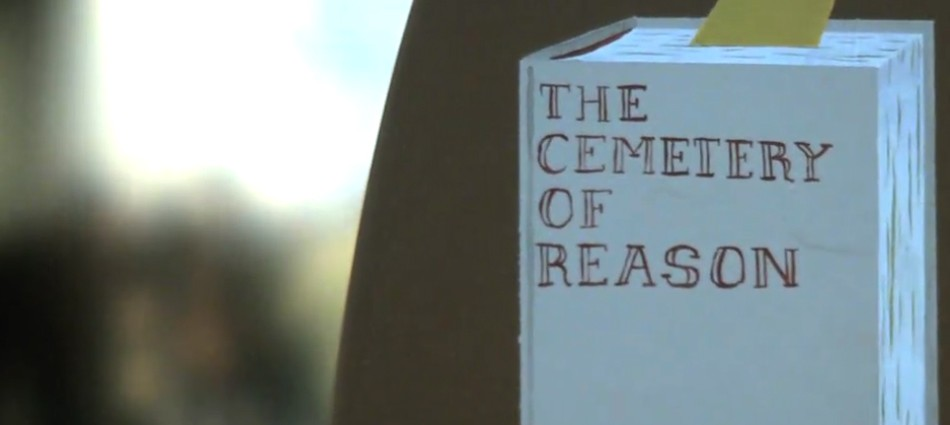 "Ed Templeton's ""Cemetery of Reason"""