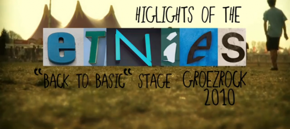 "Etnies ""Back to basic stage"" at Groezrock"