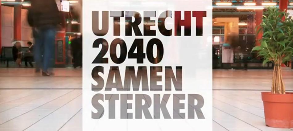Utrecht 2040 Congres