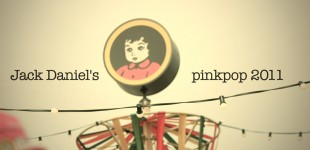 Jack Daniel's at pinkpop 2011